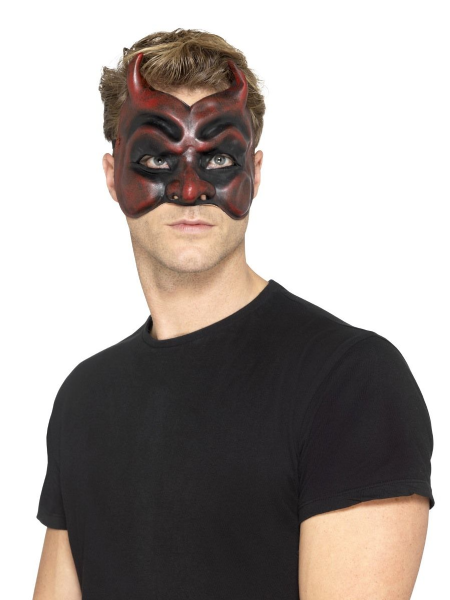 Masquerade Devil Mask